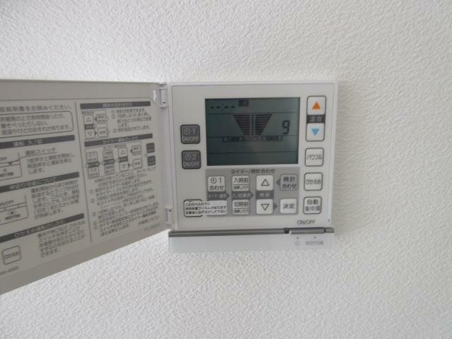 冷暖房・空調設備 【床暖房】