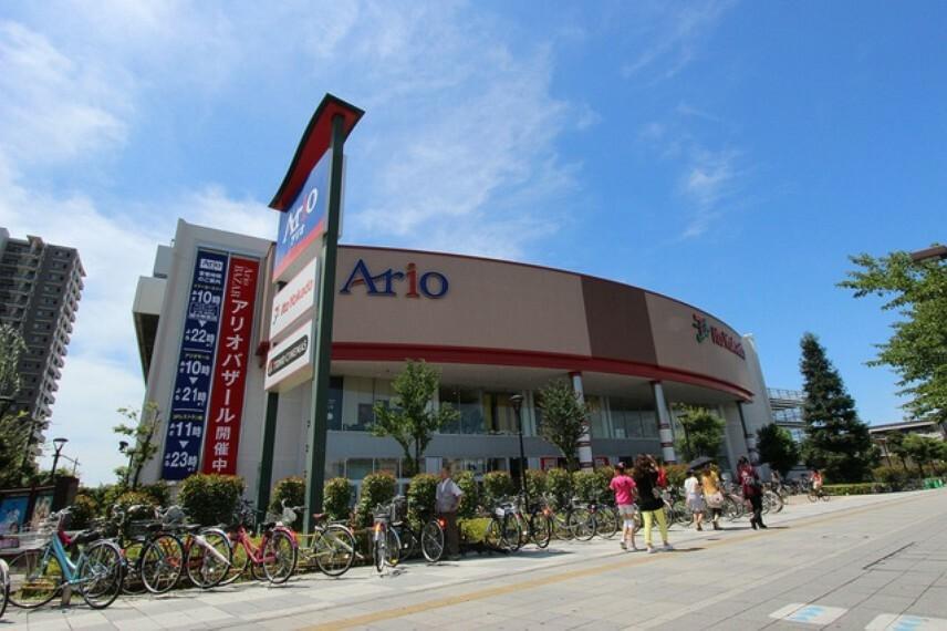 ショッピングセンター Ario西新井