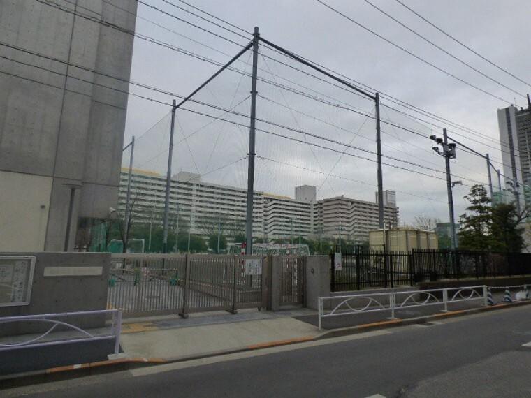 中学校 墨田区立桜堤中学校