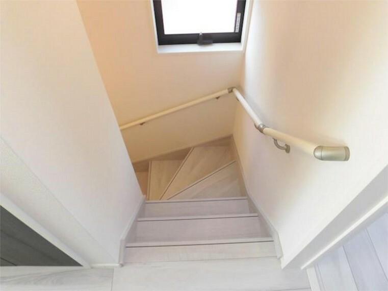 同仕様写真(内観) 施工イメージ・階段