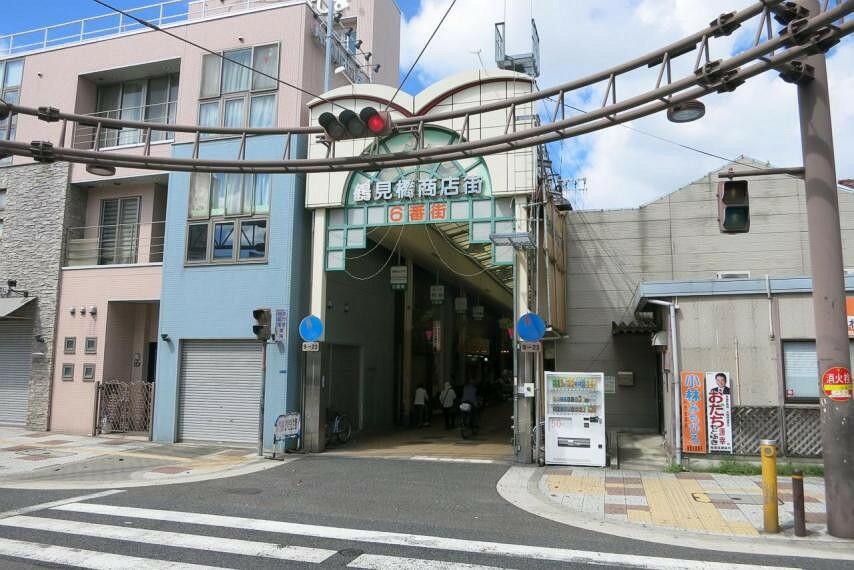 ショッピングセンター 鶴見橋商店街