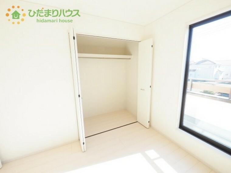 収納 『自分の部屋がほしいー!』と言われるのはいつだろう? マイホームなら余裕の部屋数!子供部屋はもちろん、収納場所も多いですよ(^^)/