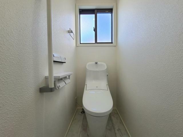 トイレ A棟