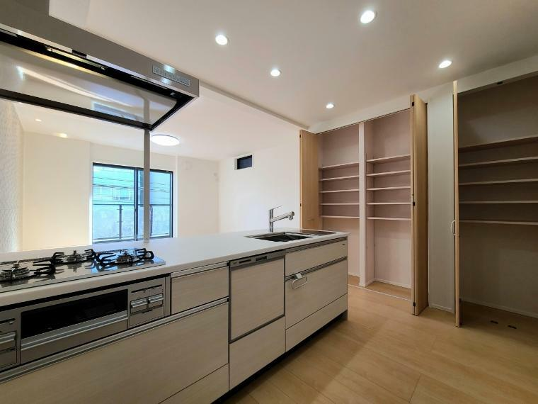 キッチン B棟
