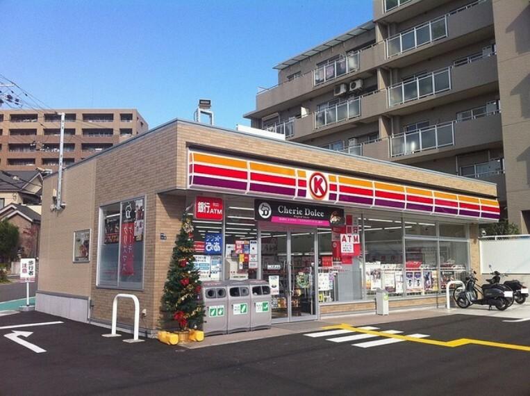 コンビニ サークルK 吹田長野西店