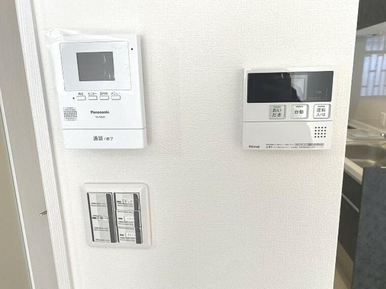 専用部・室内写真 TVモニター付きインターホン