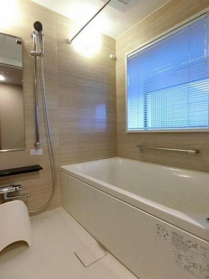 浴室 ■浴室■ ビューバスも眺望良好です、換気性能も良好です。