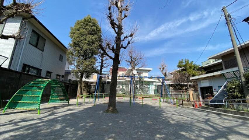 公園 【公園】文京区立西原町児童遊園まで1453m