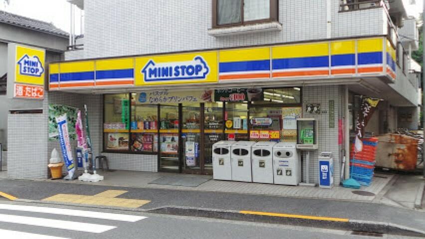 コンビニ 【コンビニエンスストア】ミニストップ 新大塚店まで1502m