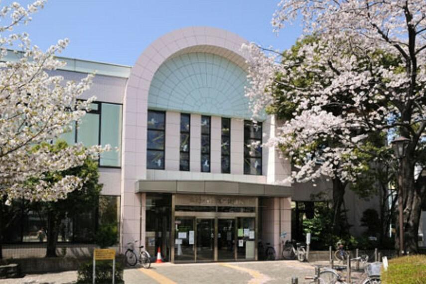 図書館 【図書館】豊島区立上池袋図書館まで1815m
