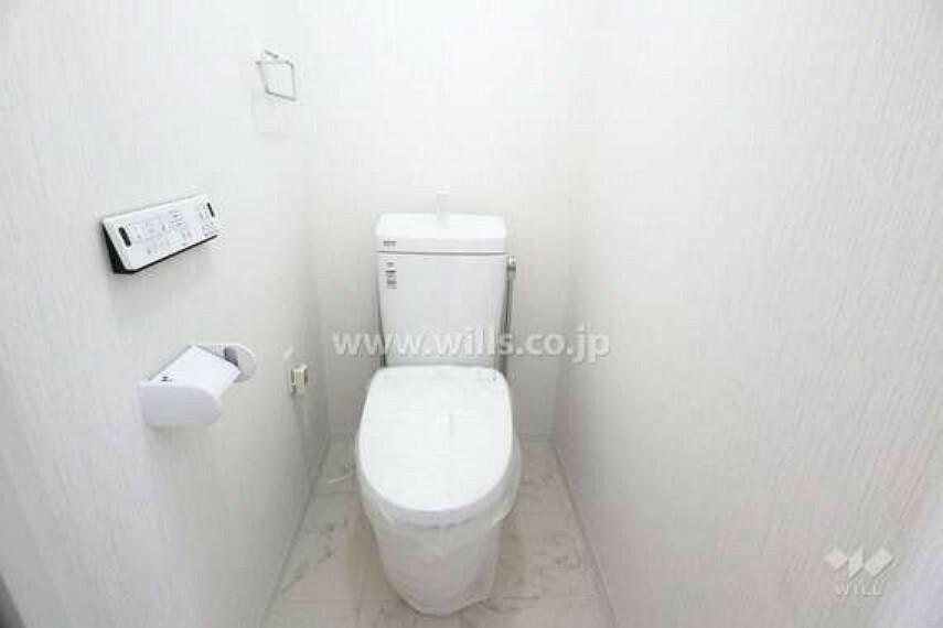 トイレ トイレ[2021年3月23日撮影]