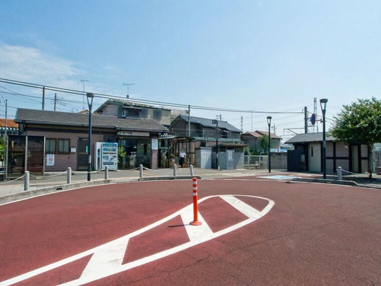 JR川越線「西川越」駅