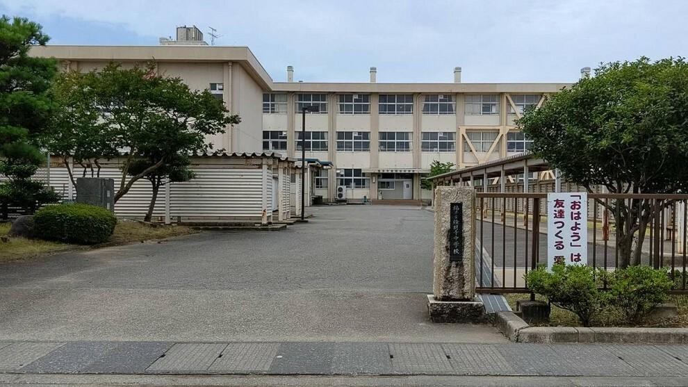 中学校 灯明寺中学校