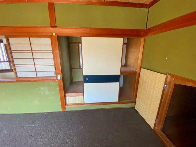 和室 2階*7.5畳 和室収納