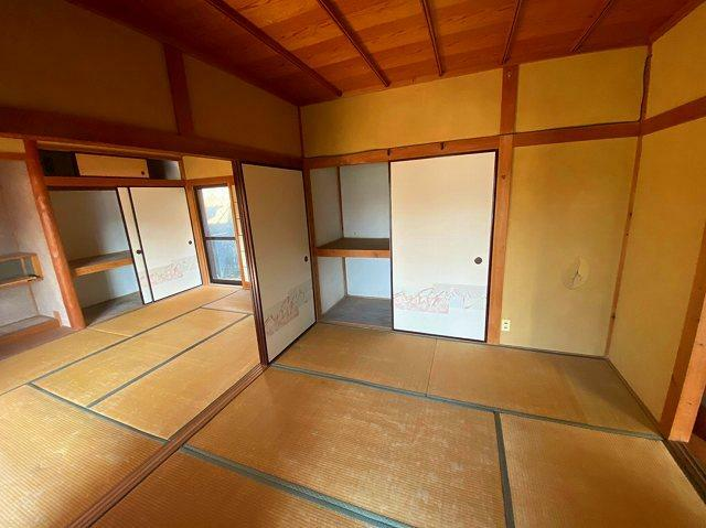 和室 1階*4.5畳 和室