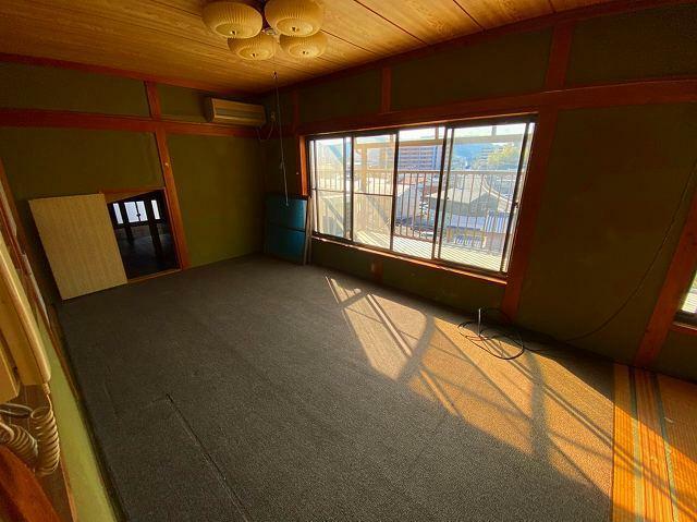 和室 2階*7.5畳 和室