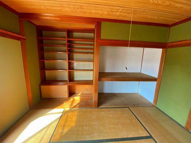 和室 2階*6.0畳 和室収納