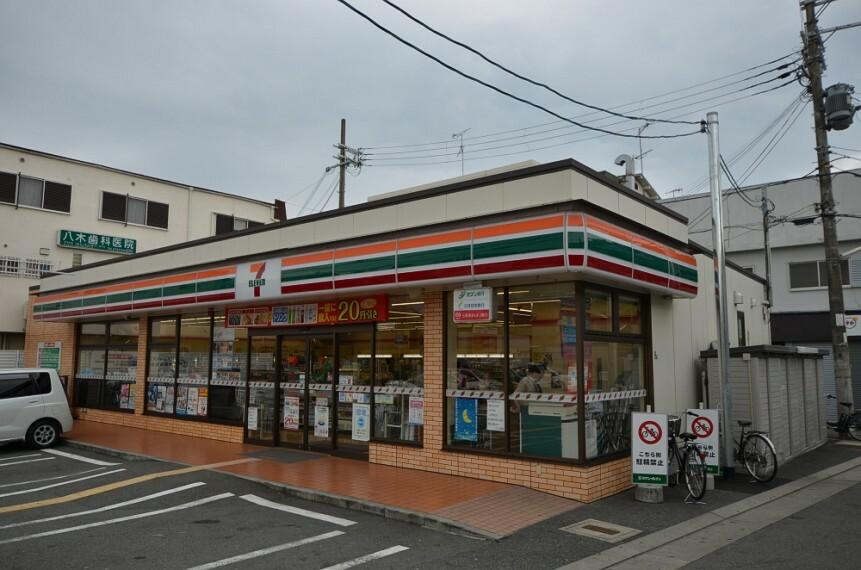 コンビニ 【コンビニエンスストア】セブンイレブン川西鼓滝駅前店まで363m