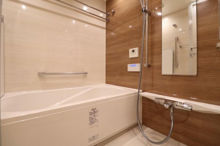 浴室 【浴室】清潔感のある浴室です