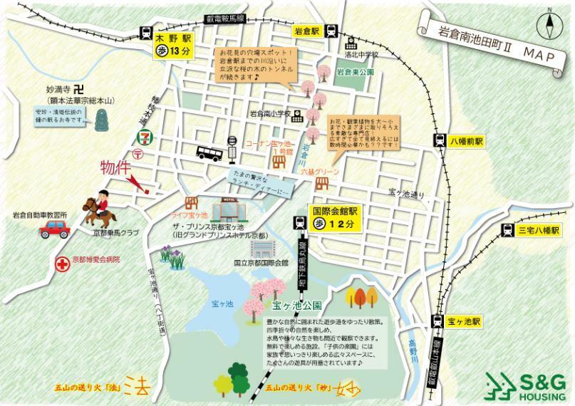 周辺環境MAP