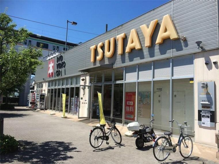 ショッピングセンター TSUTAYA 東鷲宮駅前店