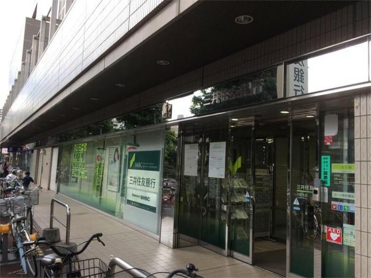銀行 三井住友銀行 川越支店