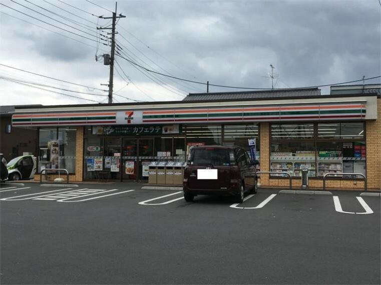 コンビニ セブンイレブンさいたま大和田店