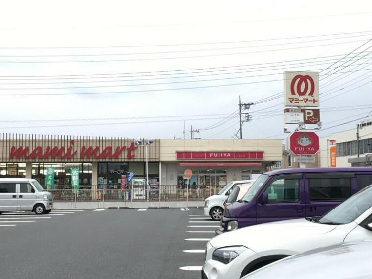 スーパー マミーマート 蓮田店