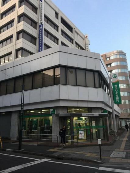 銀行 埼玉りそな銀行熊谷支店