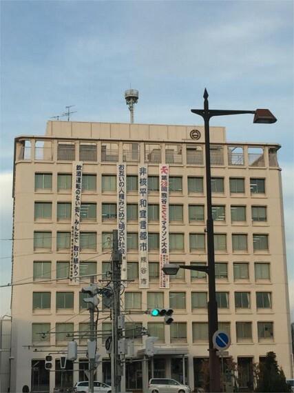 役所 熊谷市役所