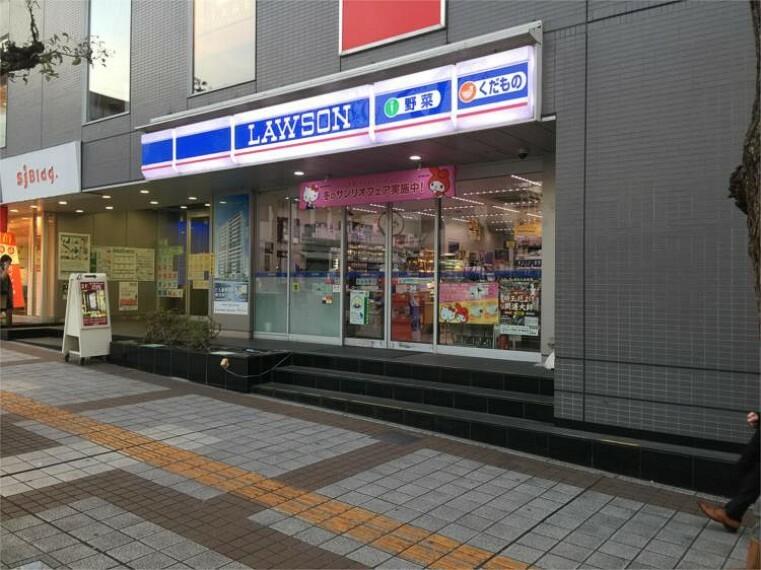コンビニ ローソン熊谷駅北口店