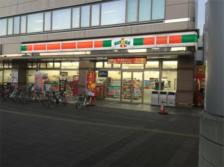 コンビニ サンクス熊谷駅南口店