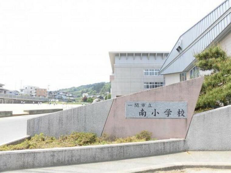 小学校 【小学校】一関市立一関南小学校まで約1.8kmです。