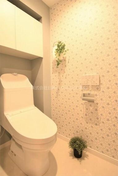 トイレ 5階部分、温水洗浄便座付き