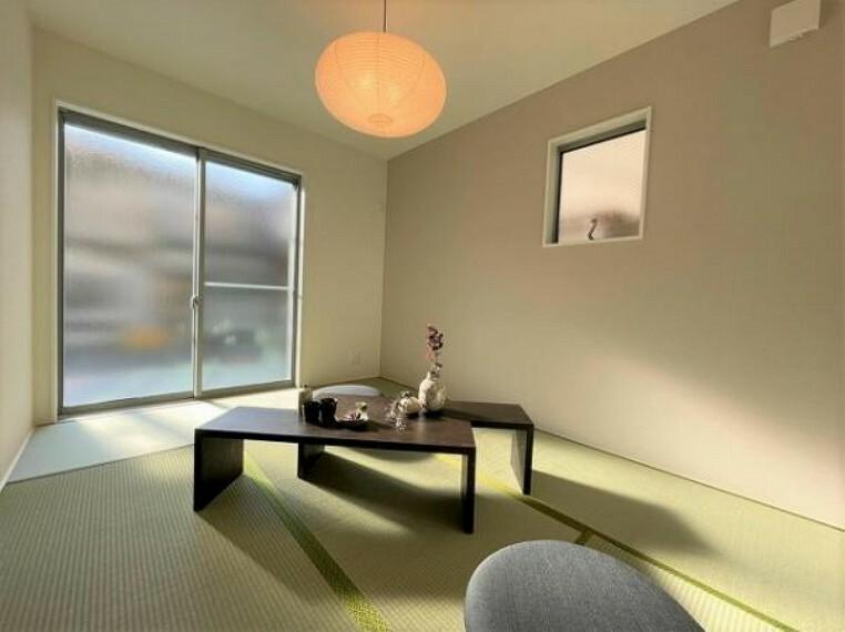 和室 和室のお部屋はゆっくり寛ぐには最適ですね