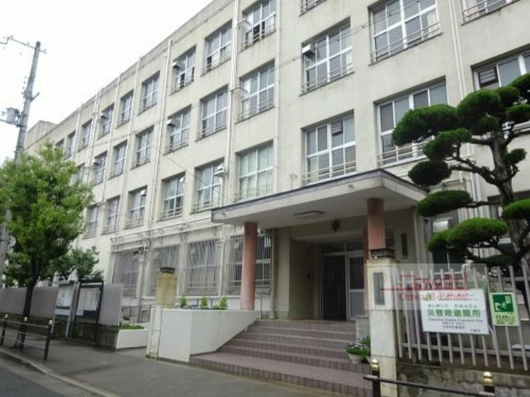 中学校 【中学校】大阪市立都島中学校まで850m