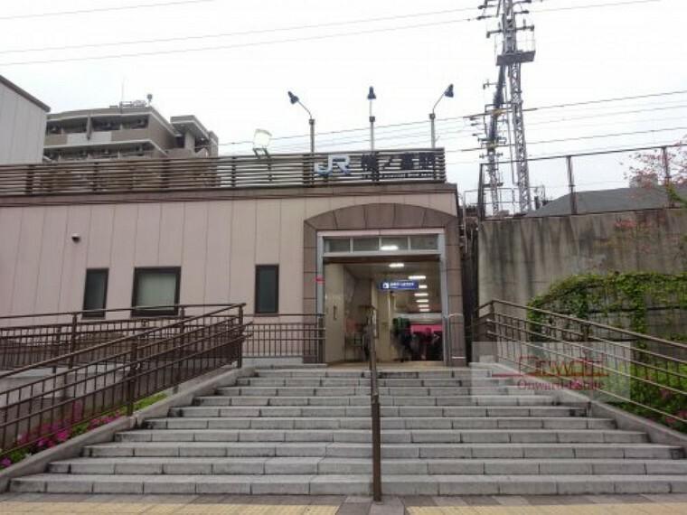 【駅】桜ノ宮駅まで400m