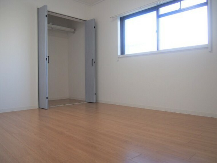 収納があるお部屋。快適に暮らせそうですね。