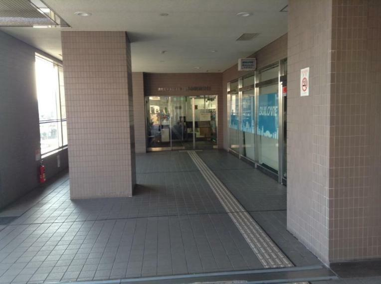 図書館 堺市立中央図書館堺市駅前分館