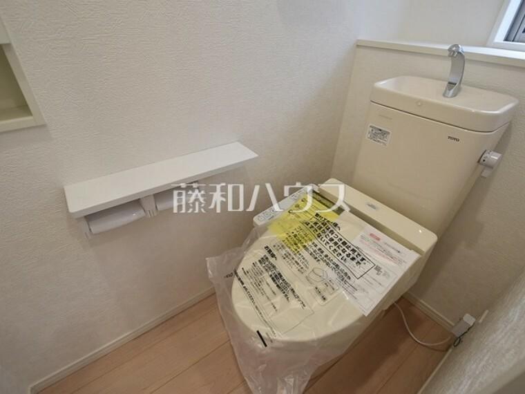 トイレ 2号棟 トイレ 【調布市西つつじケ丘4丁目】
