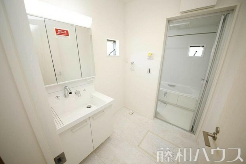 洗面化粧台 洗面室 【名古屋市昭和区山里町】