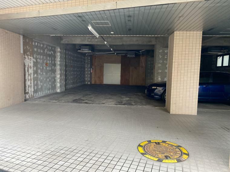 駐車場 2021/3/8撮影