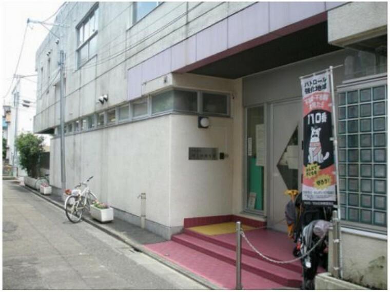 幼稚園・保育園 幡ケ谷保育園:送迎しやすい徒歩2分(184m)
