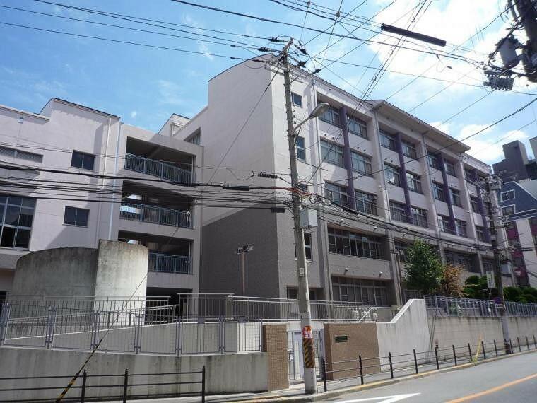 中学校 大阪市立天満中学校