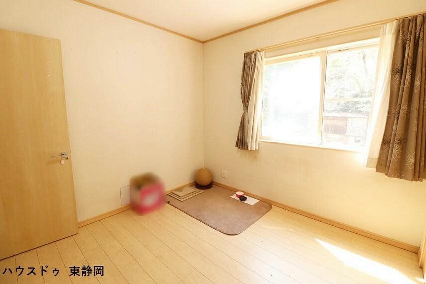 洋室 4.5帖洋室。