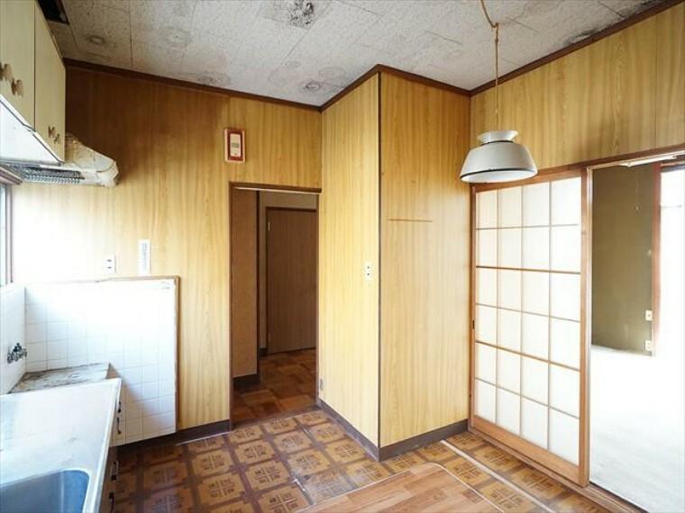 キッチン キッチンの広間です。