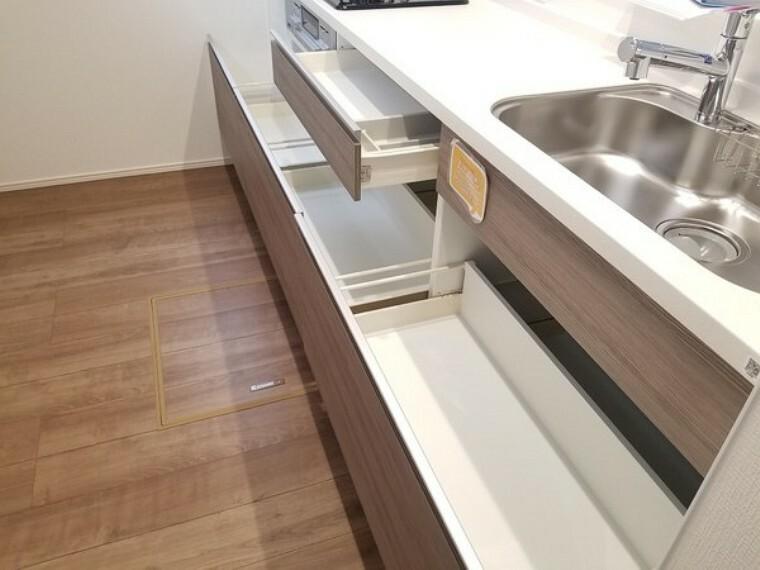 収納 キッチン収納1