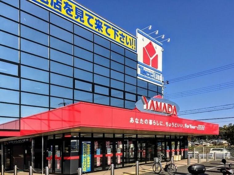 ホームセンター ヤマダ電機テックランド香芝店