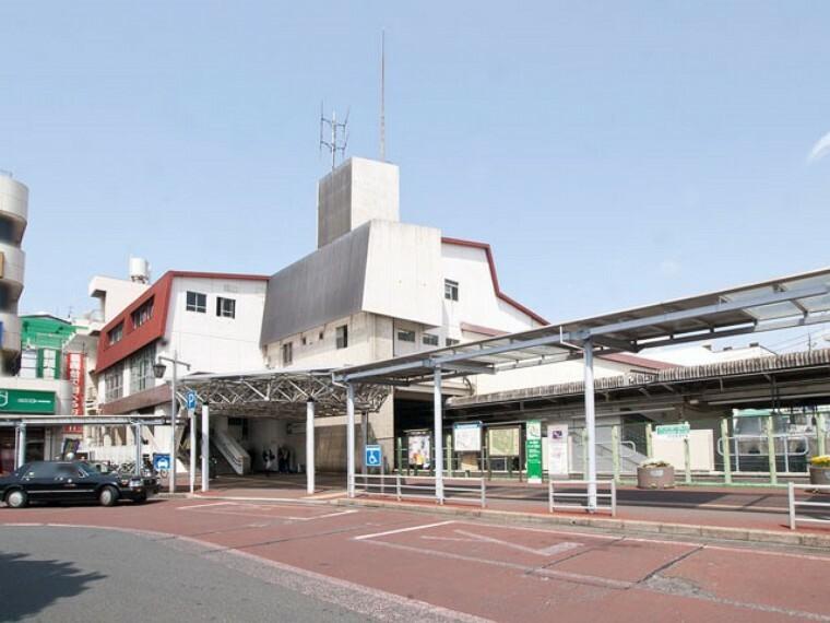 JR総武線新検見川駅