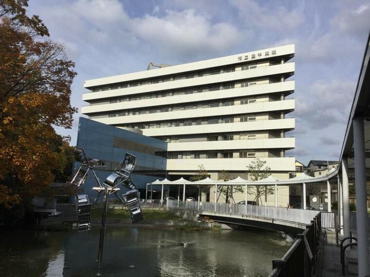 病院 【総合病院】市立豊中病院まで971m